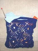 Cómo tejer un bolso a crochet