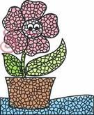 Técnica del mosaico para los más pequeños